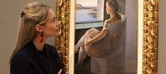 A subhasta per un milió de lliures un quadre 'perdut' de Dalí