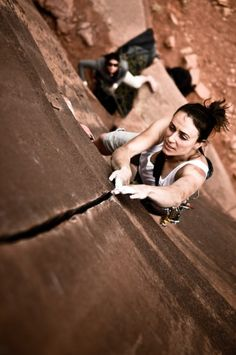 www.boulderingonline.pl Rock climbing and bouldering pictures and news Steph Davis... Enoug