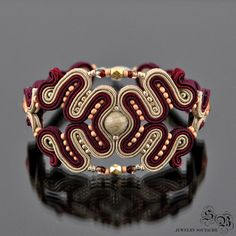 Hey, I found this really awesome Etsy listing at https://www.etsy.com/listing/237524650/soutache-braceletsoutache