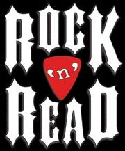 Rock 'n' read, said the Language Arts teacher. Stars Classroom, New Classroom, Classroom Themes, School Displays, Library Displays, Rock N, Rock And Roll, Rock Star Theme, Middle School Libraries