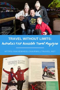 Making travel possible for people of all abilities and needs. Travel Without Limits makes what you've dreamt about possible. All our hand-picked holiday packages have been road tested and assessed by one of our Travel Without Limits community members. Solo Travel, Us Travel, Family Travel, Travel Advice, Travel Guide, Parenting Goals, Holiday Packages, Thing 1, Wheelchairs