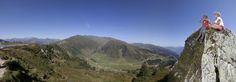Hiking tours Finkenberg - Hintertuxer Gletscher - Tyrol - Austria Tyrol Austria, Hiking Tours, Nice View, Climbing, Mount Everest, Mountains, Nature, Summer, Travel