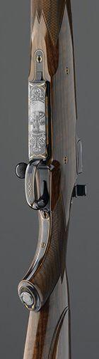 Gunstock blanks and Finest Quality Custom Guns Airsoft Guns, Weapons Guns, Guns And Ammo, Gun Rooms, Bolt Action Rifle, Custom Guns, Hunting Rifles, Cool Guns, Big Game