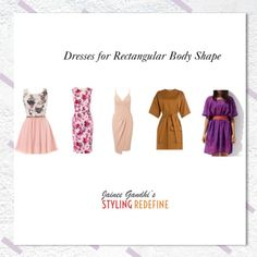 Dress For Body Shape, Outfit Combinations, Rectangle Shape, Fashion Stylist, Body Shapes, Fashion Outfits, Fashion Tips, Third, My Style