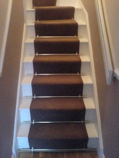 re-do my carpet on stairs