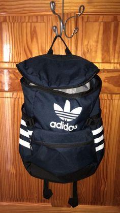 Adidas backpack  fashion  clothing  shoes  accessories   unisexclothingshoesaccs  unisexaccessories (ebay fe507b17af