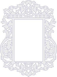 The vector file Decorative Frame Laser Cut PDF File is a vector CAD file type format cdr dxf pdf dwg eps svg ai stl bmp is ready to cut with machine cnc router Laser Cut Box, Laser Cutting, Scroll Saw Patterns, Wood Patterns, Kirigami, Cnc Projects, Celtic Designs, Monogram Fonts, Decorative Tile