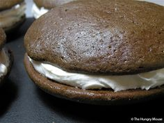 Whoopie Pies at The Hungry Mouse