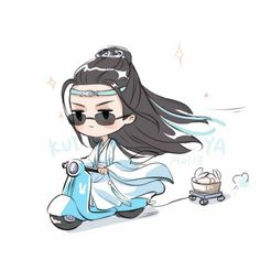 Imagenes Mo dao zu shi part 2 - the untamed fanart part 1 - Página 2 - Wattpad Anime Chibi, Kawaii Anime, Anime Manga, Anime Art, Anime Comics, Fanart, Anime Fanfiction, Cute Anime Pics, Anime Kunst
