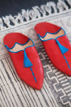 Friends, meet my new favorite summer shoe: Emerson Fry's babouche slippers.