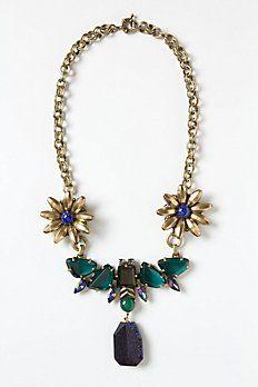 Bahia Bloom Necklace - Anthropologie.com