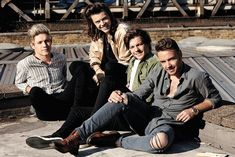 One Direction Rooftop - Official Poster. Official Merchandise. Size: 61cm x 91.5cm. FREE SHIPPING