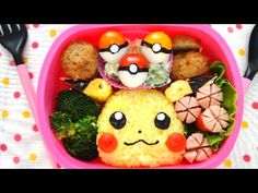 My channel is introducing various recipes.This video is a recipe of 【Pokemon Bento Lunch Box (Kyaraben)】.このチャンネルでは料理の作り方を紹介しています。今回は【ポケモン キャラ弁の作り方】の作り方です。ピカチ...