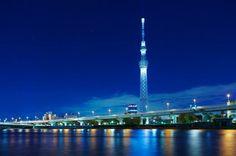Tokyo Sky Tree:    Just Opened  via American Express Japan