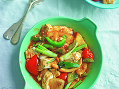 Rosa's Thai Cafe: Easy stir fry recipes for mid-week meals and BBQs | The Independent