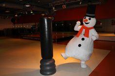Welkom allemaal in mijn Snowparadijs! Boksen! Kom maar op! Als er iemand wilt sparren dan hoor ik het wel!