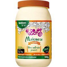 Maionese Capilar ToDeCacho Salon Line Máascara para Cabelos 500g - belissimacosmeticos