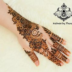 Latest Simple and Easy Mehandi Design Mehandi Design for Wedding - Fashion Khafif Mehndi Design, Modern Mehndi Designs, Mehndi Design Pictures, Unique Mehndi Designs, Beautiful Mehndi Design, Bridal Mehndi Designs, Mehandhi Designs, Mehndi Images, Bridal Henna