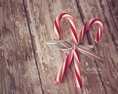 Candy Cane Photograph Christmas Photography Holiday Photo Peppermint Sticks Photo Rustic Holiday Candy Photo 8x10 Fine Art Print (25.00 USD) by kellynphotography