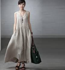 linen dress - Google Search