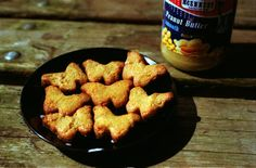 Pretty in Mad | film adventures: Peanut Butter Butterflies Cookies - Biscotti al burro d'arachidi