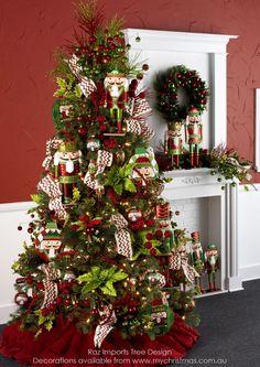Raz Imports Christmas Tree theme for 2015, Merry Merry Merry