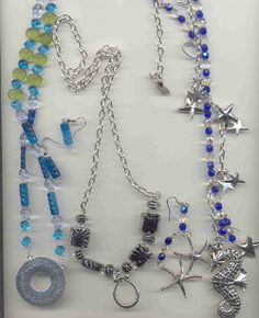 How to Make Eye Glass Necklace Holder Tutorials - The Beading Gem's Journal