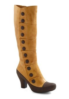 Fact and Confection Boot, #ModCloth