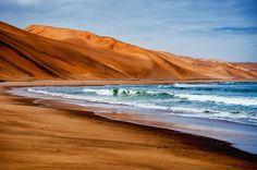 Sand Backdrop by Johan Jooste