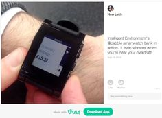 24 Awesome Ways Smart Watches Improve Our Lives Today (A Vine Gallery)