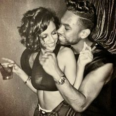 Miguel and nazanin mandi...why are they so dang cute!?