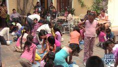 Curso de RCP para niños en la Biblioteca Municipal de SMA. http://www.portalsma.mx/sma/index.php/noticias/2050-curso-de-rcp-para-ninos-en-la-biblioteca-municipal-de-sma #SanMigueldeAllende #SMA #Salud #Niños #CruzRoja #Noticias
