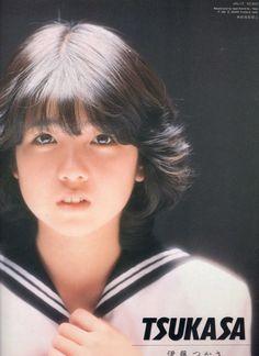 イメージ1 - 伊藤つかさ「Tsukasa/つかさ」Japan Records国内盤アナログLPレコードの画像 - アランフォーダムのブログ - Yahoo!ブログ