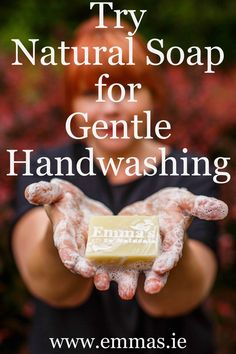 Hand made soap with luxurious moisture rich Shea Butter & Almond oil in a base of Olive & Coconut oils, fragranced only with Emma's So Naturals(TM) inspired blends of pure essential oils. Aroma Diffuser, Diffuser Blends, Natural Candles, Soy Candles, Vegan Soap, Pure Essential Oils, Bar Soap, Hand Washing, Soap Making