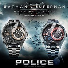 Win a limited edition Batman V Superman: Dawn of Justice Police watch - http://www.competitions.ie/competition/win-limited-edition-batman-v-superman-dawn-justice-police-watch/