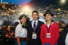 Delegado de Venezuela. Asamblea Internacional Quito-Ecuador 2015