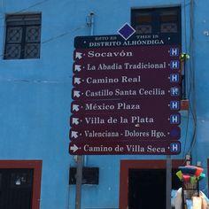 Villa de la plata #Guanajuato