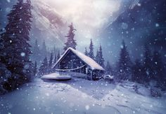 How to Create a Winter Landscape Photo Manipulation With AdobePhotoshop  Design Envato Tuts Design & Illustration