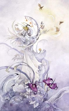 #Queen of Swords www.facebook.com/madamastrology  Fans get FREE Natal Chart Report -- pinned using BrowserBliss
