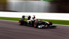 Jarno Trulli - Lotus T127 - 2010