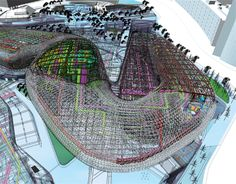 Transforming Dongdaemun Design Plaza with BIM