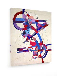 """Composição com """"Z"""" #Edu #Thomé #weewado #art #painting #photography"""