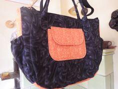Velká přebalovací taška