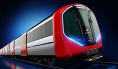 driverless london underground trains shown by priestmangoode & TFL