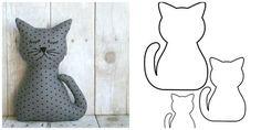 Guarda anche questi:Gattino fermaporta in pannolenci di Roberta Campesato – Tutorial e Cartamodello.Gattino in feltro – Cartamodello.Come fare un gattino in lana cardata – Video TutorialCartamodello Gattino Portatelecomandi.Orsetto lavatore in feltro – Cartamodello e Tutorial.Gattino in stoffa imbottito – Tutorial in Italiano e Cartamodello.