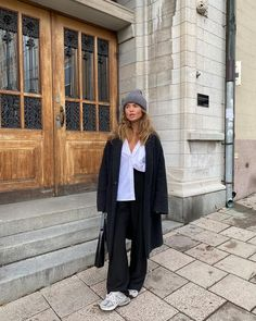Fall Fashion Outfits, Mode Outfits, Casual Outfits, Black Outfits, Look Office, Mode Ootd, Mode Plus, Black Girl Fashion, Mode Inspiration