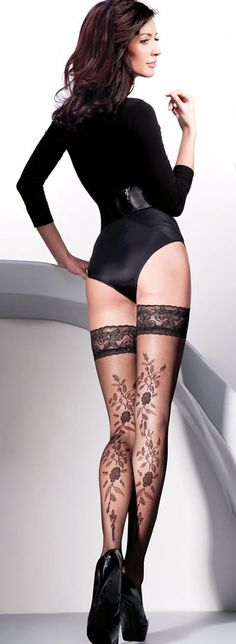 beautiful thigh highs ♥✤