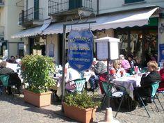 Caffe Torino, Stresa, Italy - Italian hospitality at its best!