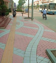 Jin Qiao Sidewalk 1 - Digitallydo > China > Design