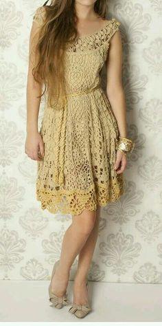 Crochet crochê Fashion trend